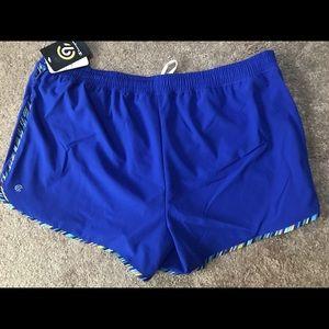 C9 champion running shorts in XXL